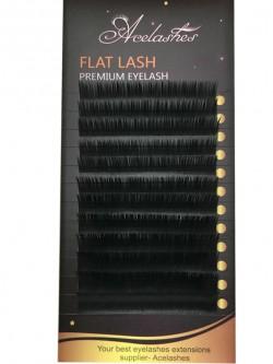 Private Labeling Matt Flat Lashes Best Quality Fake Eyelash