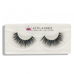 Unique Genuine 3D Mink Lashes 3DM625