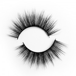 3DF127 Natural Looking 3D Faux  Mink  Lashes