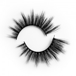3DF98 Superior Wholesale 3D Faux Mink Lashes With Custom Label