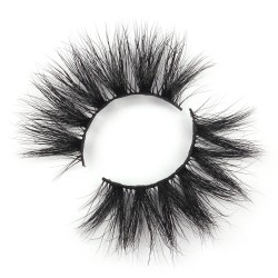 Best 4D Mink Lashes Vendor 18mm-20mm Wholesale Lashes 4D002