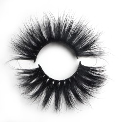 Wholesale Best 5D 25mm Mink Lashes 5D085