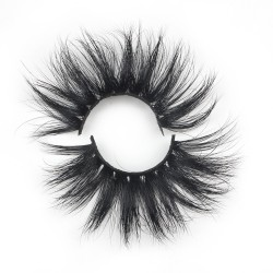 Wholesale Best and New 5D 25mm Mink Lashes 5D092
