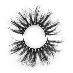 Wholesale Best and New 5D 25mm Mink Lashes 5D093