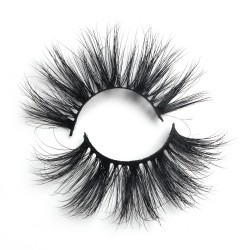 Wholesale Best and New 5D 25mm Mink Lashes 5D099
