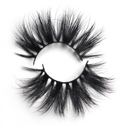 Wholesale Best and New 5D 25mm Mink Lashes 5D101