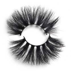 Wholesale Best and New 5D 25mm Mink Lashes 5D102