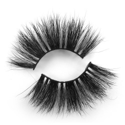 Charming And Comfortable 3D 25MM Mink Lashes Manufacturer 5D119