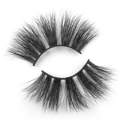 Best Seller 3D 25MM Mink Lashes Manufacturer 5D139