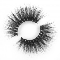Quality wholesale 5D Mink lashes 25mm Length 5DN007