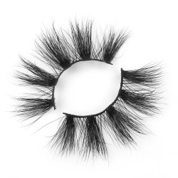 Best Wholesale Vendor 5D Mink Lashes 25mm Lashes In Stock 5DN16