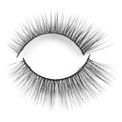 Wholesale Best Seller Private Label 3D Silk Lashes ABN11