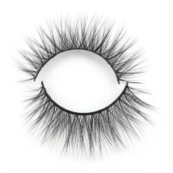 Wholesale Best Seller Private Label 3D Silk Lashes ABN13