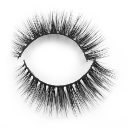 Wholesale Best Seller Private Label 3D Silk Lashes ABN22
