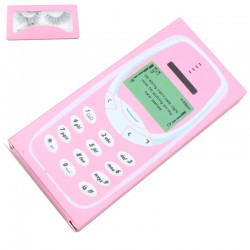 Stock Packaing Pink Cell(Mobile) Phone Paper Boxes ACE-P21