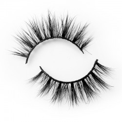 Private Label 3D Mink Eyelashes Wholesale Price Online B3D157