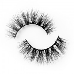 Private Label 3D Mink Eyelashes Supplier  B3D161