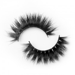 Top Quality 3D Mink Lashes With Your Private Label B3D163