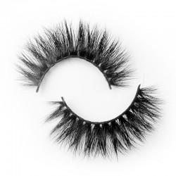 Natural Looking 3D Mink Lashes Online B3D166
