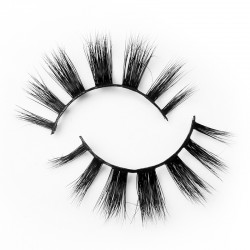 Best 3D Mink Lashes Supplier With Your Own Packaging B3D179