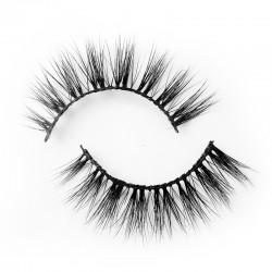 Top Level Natural Looking 3D Mink Eyelashes B3D182