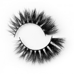 Online Wholesale 3D Mink Eyelashes With Your Private Label B3D193