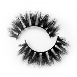 New Design Real 3D Mink Lashes With Private Label B3D200