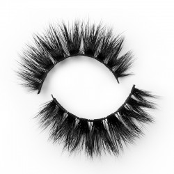 Hot Sale 3D Mink Lashes With Private Lable B3D71