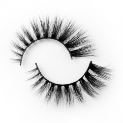 Charming Pure Hand Made 3D Mink Lashes B3D81