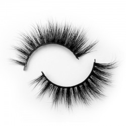 100% Mink Fur Very Soft 3D Mink Lashes B3D97