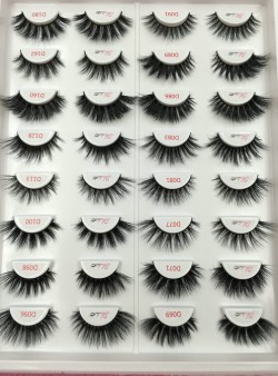 Best Sellers 3D Mink Lashes 16 Pairs Online