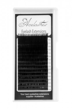Best Wholesale Russian Volume 0.05 Eyelash Extensions B Curl