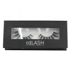 Custom black&white window magnetic eyelash packaging with your logo CMB080