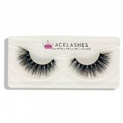 Natural And Charming 3D Mink Lashes DM660