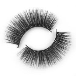Pure Handmade 3D Silk Lashes With Cheap Price  FA03
