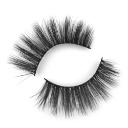 Natural Looking Handmade 3D Silk Lashes FA08