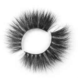 Handmade Mink lashes Wholesale 4D Mink Private label 4D076