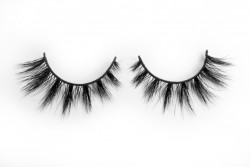 Supply Private Label Horse Fur Hair Lashes Online HF02