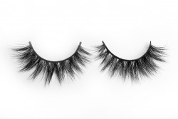 Supply Good Quality Horse Lashes With Private Label Packaging HF04