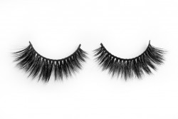 Supply Horse Fur Hair Lashes With Customzied Box HF05