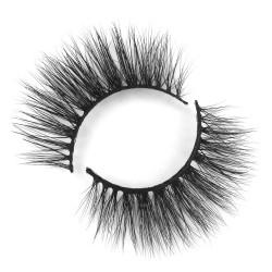 High quality 3D mink lash supplier 3D034