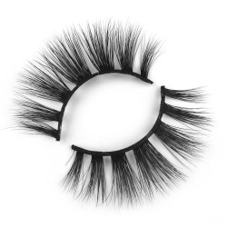 High quality wholesale 3D mink lash 3D015