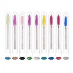 Acelashes® Eyelash Brushes With Diamond Bottom-1