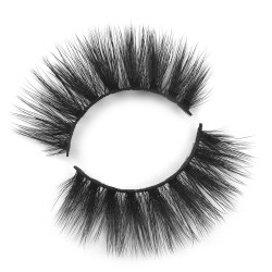 Luxury 3D faux mink lash vendor BW218
