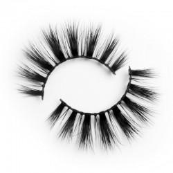 Natural Charming Customized Eyelash Packaging Box Mink Lashes BM063