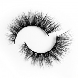 100% Handmade Private Label Whosale Real Mink Lashes BM087