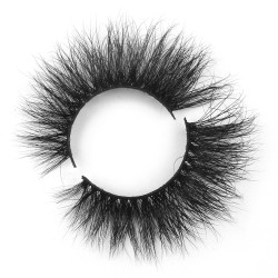 Most popular 3D Mink lashes supplier Wholesale 20mm mink lashes 4D014