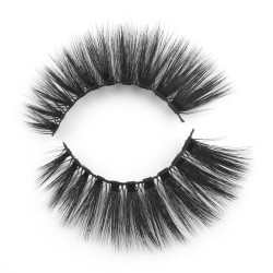 Factory Wholesale 3D Silk Lashes With Cheap Price N3DS039