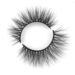 Natural wholesale 3D mink lash 3D027