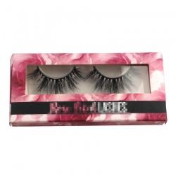 paper eyelash custom packing with logo printing CPB15